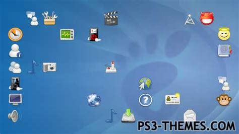gnome builder themes ps3 themes 187 yet another gnome theme
