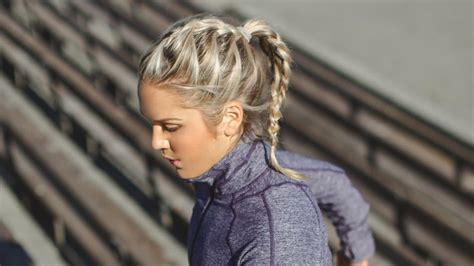 short hair styles for gym workouts chic and sporty the best workout hairstyles