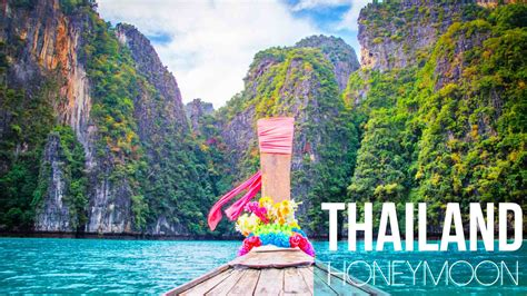 complete guide   thailand honeymoon destinations
