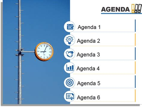 How To Create A Fantastic Powerpoint Agenda Slide Template Cool Agenda