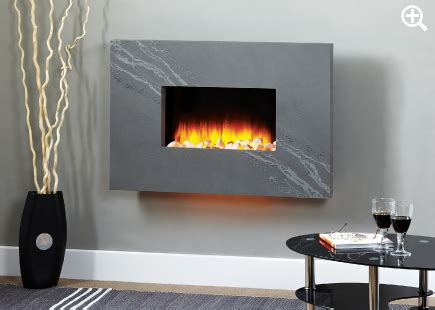 artstyle outset electric wall mounted fireplace