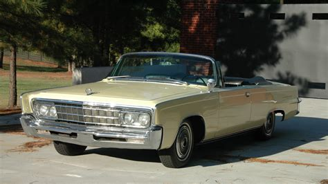 1966 Chrysler Imperial Convertible by 1966 Chrysler Imperial Convertible W266 Kissimmee 2013