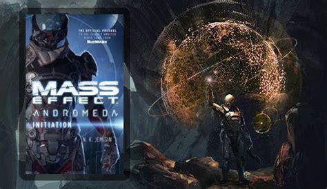 mass effect initiation mass effect andromeda books mass effect andromeda initiative 232 il nuovo libro mass