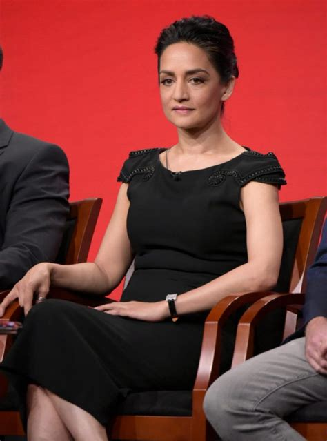 archie panjabi archie panjabi goes for in blindspot tv