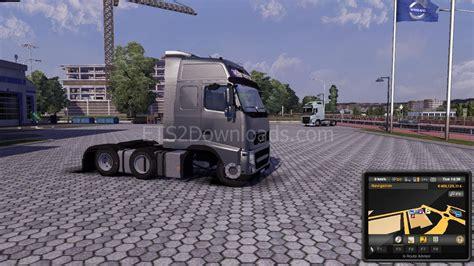 volvo fh13 volvo fh13 stock euro truck simulator 2 mods