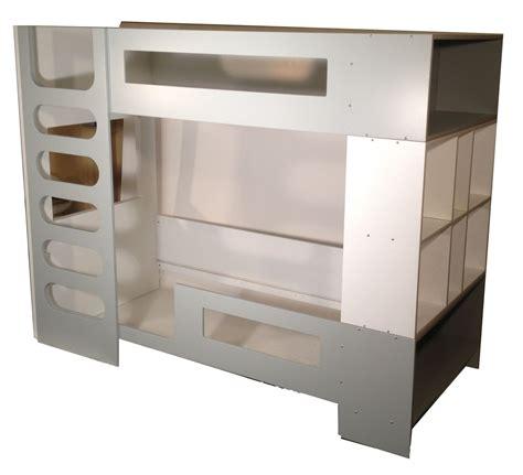 custom bunk bed made modern bunk bed by sodura custommade