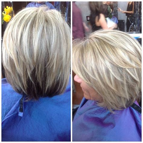 ash blonde to blend grey best highlights to cover gray hair wow com image