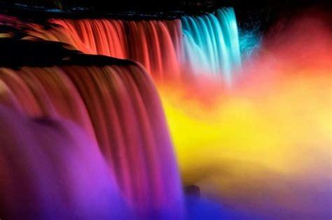 Niagara Falls Lights Destinations Pinterest Lights Niagara Falls