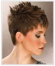 how to spike womens hair spiky hair on