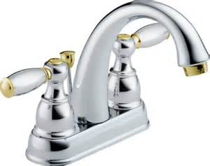 Perrin And Rowe Faucet Delta 25995lf Cb D Two Handle Centerset Lavatory Faucet
