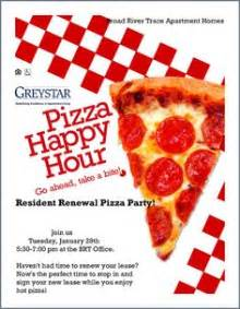 pizza sale flyer template 1000 images about resident retention on