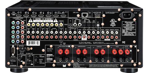 sc   channel  ready elite av receiver pioneer