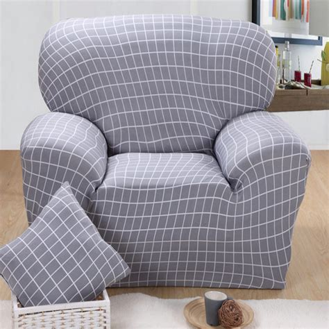 plaid couch covers aliexpress com buy 1piece all power sofa cover slip