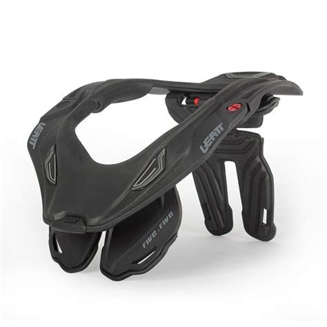 Leatt Gpx 5 5 Neck Brace 2016 leatt gpx 5 5 neck brace black gh motorcycles