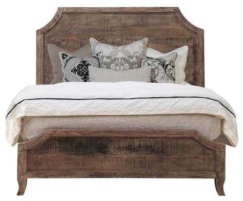 bed reclaimed wood bed eclectic beds new