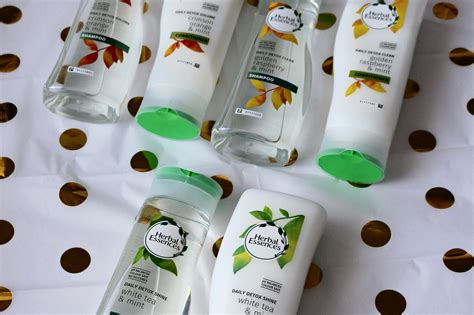 The Herbal Essence Detox Drink by Daily Detox Your Hair With Herbal Essences Really Ree