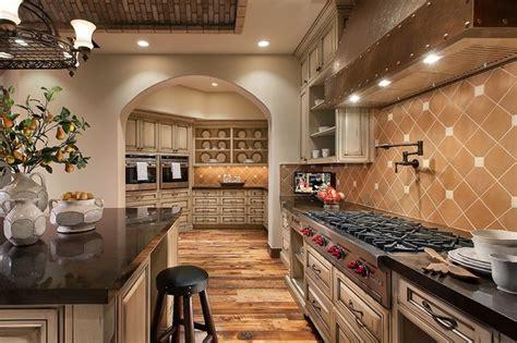 southwestern ranch by calvis wyant luxury homes luxury southwestern ranch traditional kitchen phoenix by