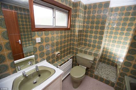 creed 70 s bungalow bathroom designs glasgow bungalow untouched since the 1970s goes on sale