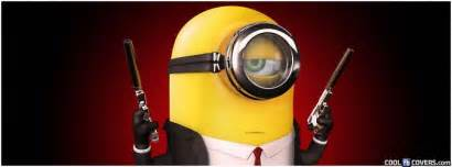 minion hitman cover covers cool fb covers use