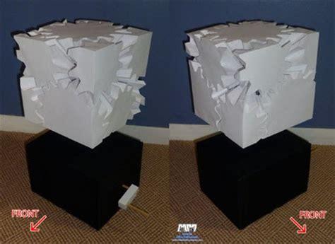 Gear Papercraft - gear cube papercraft paperkraft net free papercraft