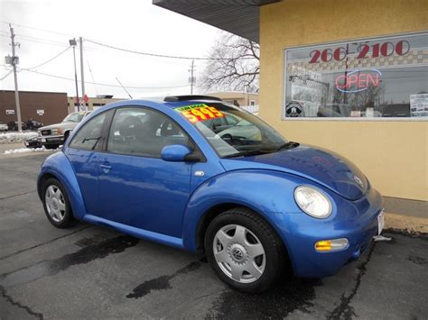 2001 volkswagen new beetle for sale in des moines ia 417821 119