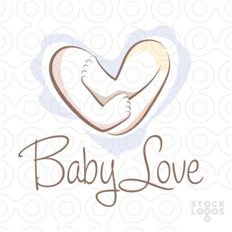 Baby Born Bath And Shower sold logo baby love pregnancy and birth stocklogos com