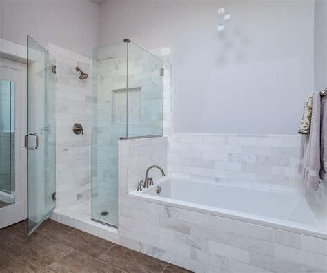 Bathroom Fixtures Denver Co White Shaker Style Bathroom Renovation Project Denver Colorado Modern Bathroom Denver By