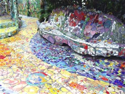 Mosaic Tile House by The Mosaic Tile House