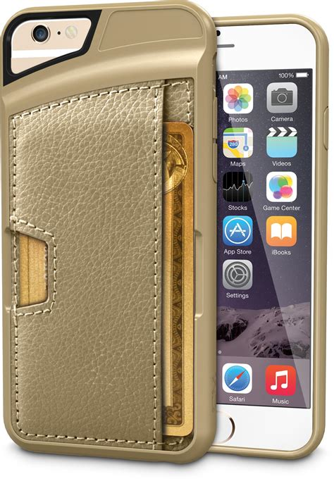 iphone 6 6s wallet q card for iphone 6 6s 4 7 quot by cm4 ultra slim