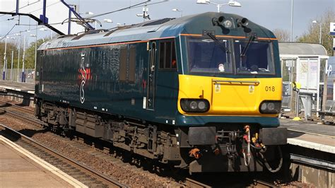 Class Caledonian Sleeper by Class 92 Archives Revolution Trains