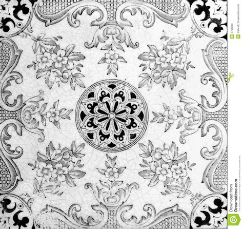 black and white alabama pattern black and white tile pattern royalty free stock photo