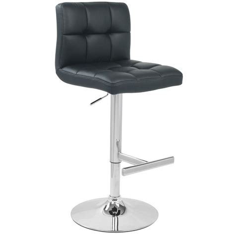 bar stools black leather black leather bar stools cheap kitchen black leather bar