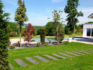 amenagement paysager jardin accueil design et mobilier