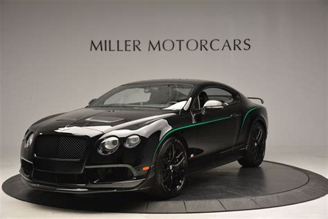 bentley gt3 black bentley continental gt3 r for sale in the u s