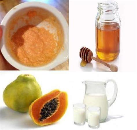 cara membuat masker yogurt untuk kulit berjerawat cara membersihkan wajah kusam dengan masker pepaya