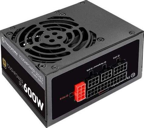 Thermaltake Toughpower Sfx Modular 450w 80gold Mini thermaltake tough power sfx 600 w 80 plus gold modular