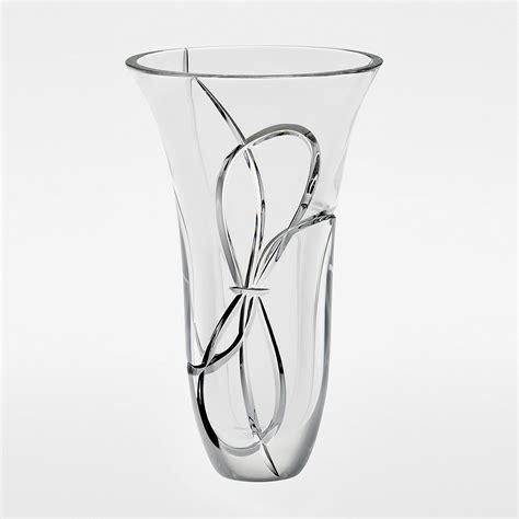 Vera Wang Vases by Vera Wang For Wedgwood Quot Knots Quot Vase 10 Quot Bloomingdale S