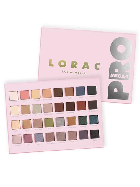 Lorac Mega Pro 4 Palette lorac mega pro 4 palette is now available