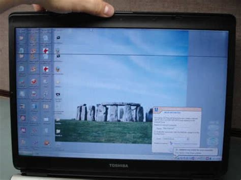 samsung ln52a550p3f thick vertical lines on right side of screen learn for free with us laptop has bad video on the lcd