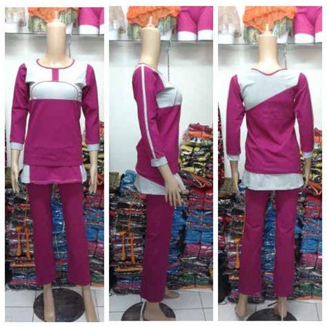 Jual Baju Fitness Muslimah baju senam muslimah big size murah di kepanjen baju senam murah grosir dan eceran