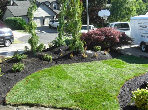 front yard slope landscaping ideas triyae ideas for a sloped front yard various