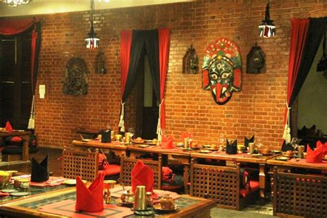 dining designs in nepal a dinner to cherish at dwarika s krishnarpan foodpunch