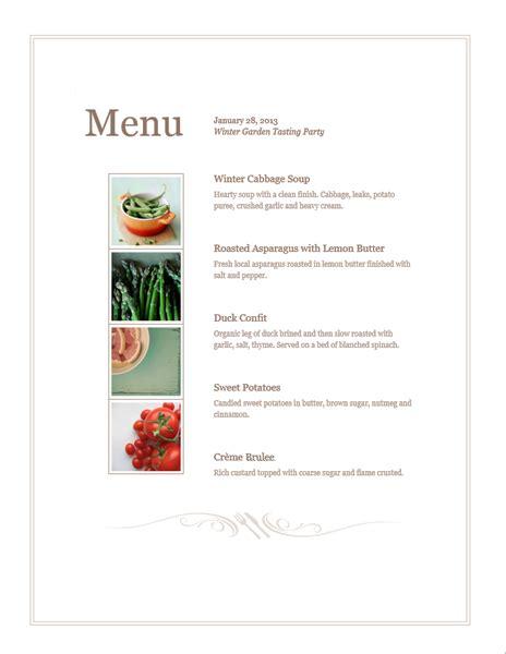 Template Design Menu Makanan | download kumpulan template menu makanan word deqwan1 blog