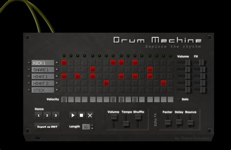 drum rhythms online online drum machine great visual aid for teaching rhythm