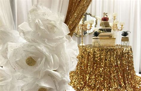 the great gatsby quinceanera theme great gatsby quincea 241 era party ideas photo 15 of 22