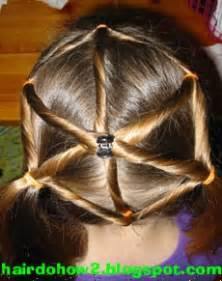 epic spider bun hairstyle with spiderweb included hairdo how to lesson 15 spiderweb