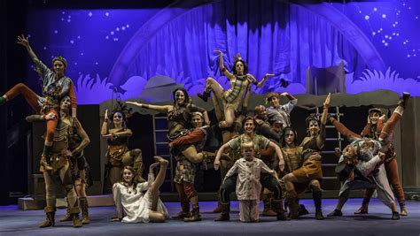 Peter Pan   Theatre, Dance, and Motion Pictures   College