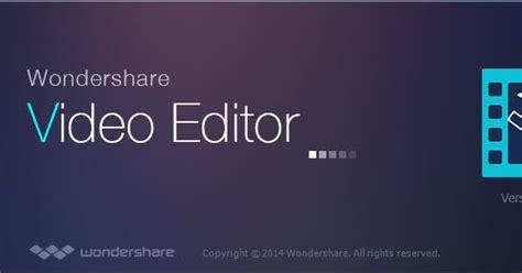 wondershare video editor 3 1 6 0 full version free download wondershare video editor 5 1 1 crack serial key free