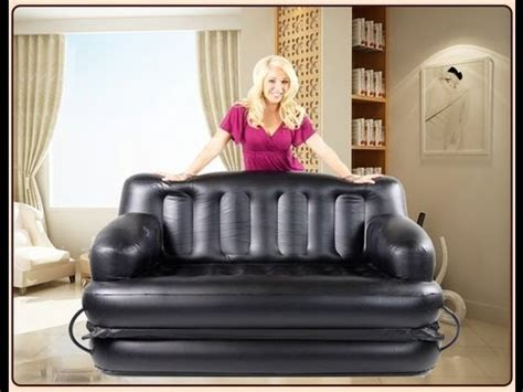 teleshopping air sofa bed tv teleshopping air sofa 5 in 1 air sofa cum bed the