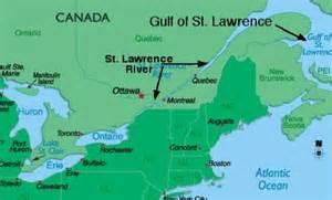 map of canada gulf of st polk school district